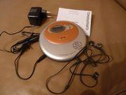 GRUNDIG CD-MP3 Player Ladegerät Kopfhörer