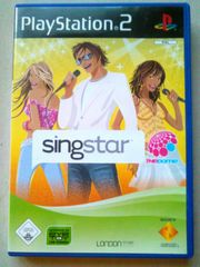 SingStar The Dome PS2