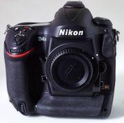 D4s Nikon Profikamera