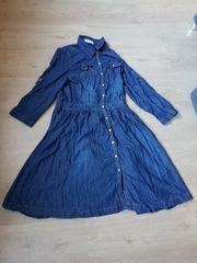 Damen Jeans Kleid Größe XL