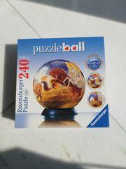 Pferde Puzzleball