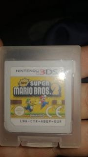 Super marios bros 2 new