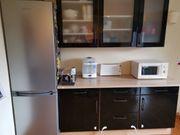 Verkaufe komplette Küche inkl Kühlschrank
