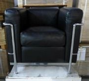 Original Cassina LC2 Designersessel Sessel