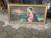 Madonna mit Jesuskind Bild mit