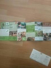 Gutschein Freizeitpark Rutesheim 50EUR Ticket