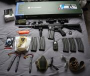 Airsoft Full Equipment G G
