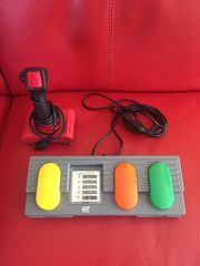 QJ Joysticks SV 129 Footpedal