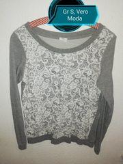 Langarmshirt Gr S Vero Moda