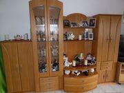 Schrankwand - Wohnzimmer