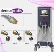 Fractional RF Microneedeling Gerät mit