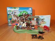 Playmobil 5225 Pferdepflegestation gebraucht OVP