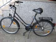 Stabiles Damenrad 26 Tiefer Einstieg