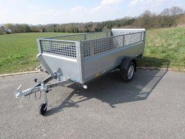 Anhänger, Auflieger - STEMA 750 kg Anhänger 301