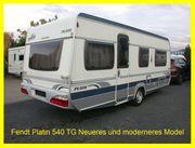 Fendt Platin 540 TG Neueres