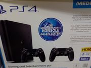 PS4 Zustand Neu