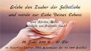 Selbstliebe-Workshop mit Kerstin Müller