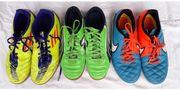 3 Paar Sport-Hallenschuhe v Nike