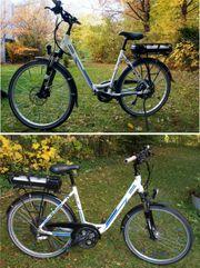 Damen E-Bike Tiefeinsteiger