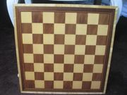 Schachbrett zu verkaufen