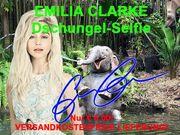 EMILIA CLARKE Dschungel-Selfie 6-Euro-Souvenir Geschenk