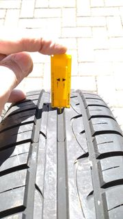 Sommerreifen 7mm Profil für Opel