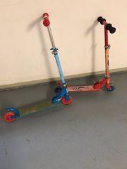 Kinderscooter Roller