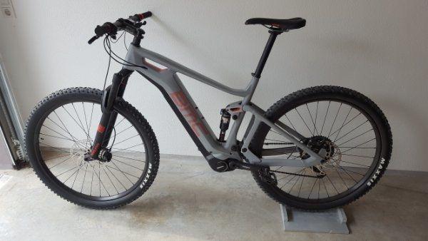 E-Bike BMC Speedfox AMP Three