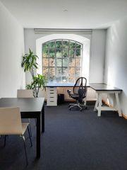 Büro im Co-Working Space
