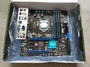 Mainboard MSI B85M-G43 KIT
