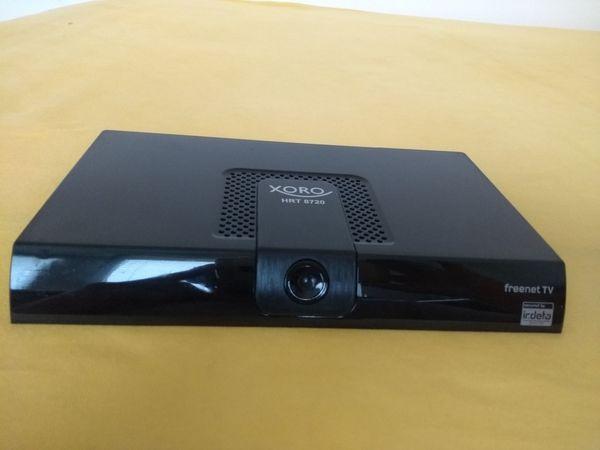 Xoro HRT 8720 HEVC DVB-TT2