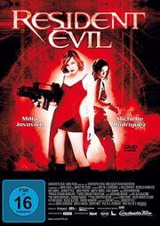 DVD Resident Evil 1 2 -