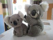 Verkaufe 2 schöne Stofftiere Koalabären -