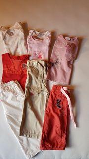 1 Paket Kinderbekleidung für Mädchen