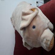 Steiff Schwein fast 100cm