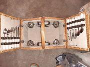 Picknick Korb für 4 Personen