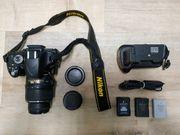 Nikon D5100 KIT VR 18-55mm