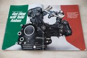 Ducati 851 Desmoquatro Motor RARE