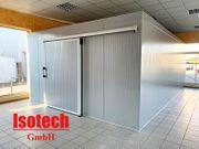 Kühlraum Kühlzelle Tiefkühlzelle Tiefkühlraum 2