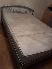 Matratze 140x200 aus visco-elastischem Hightechschaum