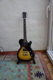 E-Gitarre FGN J-Standard Flame Flattop
