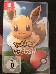 Switch spiel Pokemon lets Go