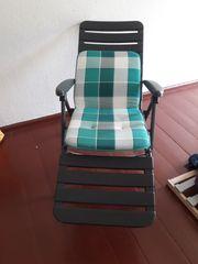Relaxliege Stuhl zusammen klappbar mit