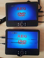 AEG DVD 4552 LCD Tragbarer