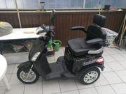 Senioren-Elektroroller Dreirad 25km h