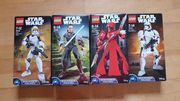 Lego Star Wars Figuren groß