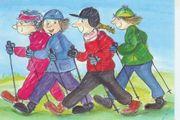 Nordic Walking Gruppe sucht Mitstreiter