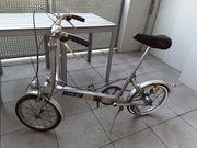 Faltrad-Rarität aus England bickerton portable