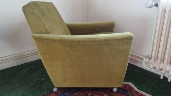 70er Jahre Retro Vintage Couch