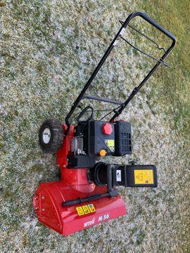 Geräte, Maschinen - Benzin Schneefräse MTD